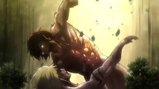 Attack on titan amv/Xxxtentacion-King of the dead