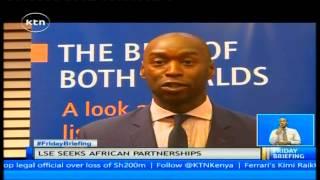 London Stock Exchange seeks to create linkages with Nairobi Securities Exchange