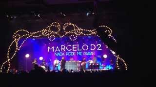 Você Diz Que o Amor Não Dói - Marcelo D2