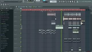 Hardwell - ID (The Universe) Fl Studio Remake (Free FLP)