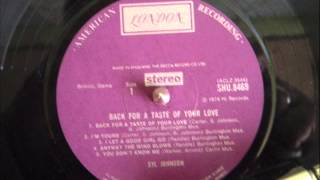 SYL JOHNSON - I'M YOURS