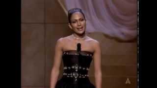 """When You Believe"" Wins Original Song: 1999 Oscars"