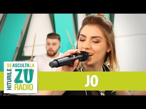 JO - Cu un picior in rai (Live la Radio ZU)