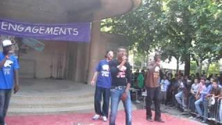 Carré d'iks Paris Hip hop 2009 1