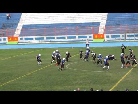AGUILAS VS  LOBOS DE NICARAGUA VIDEO