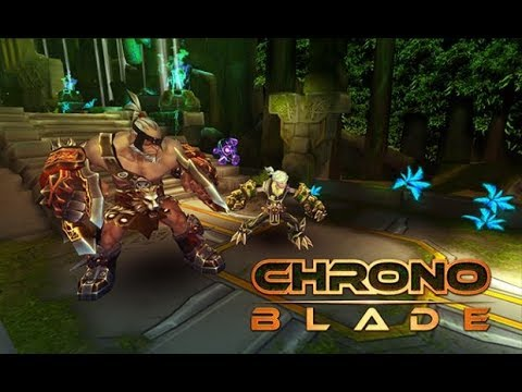 ChronoBlade Review (Prezentare joc pe Nokia 5/ Joc Android)