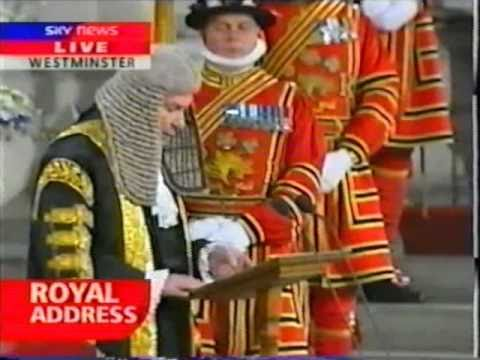 Lord Chancellor's Tribute to The Queen – Golden Jubilee
