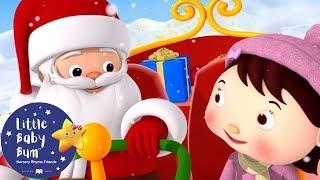 Christmas Baby Shark | Baby Shark Dance | Christmas Special | Kids Songs | Little Baby Bum