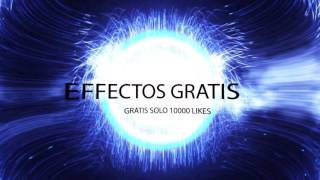EFECTO LIQUID GRATIS SOLO 10000 LIKES/ FREE AFTER 10000 LIKES.