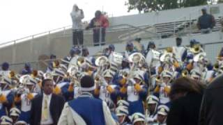 """""""You Don't Wanna Go To War""""- Albany State University Marching Rams Show Band"""