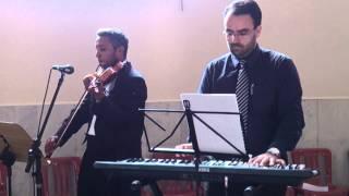 One (U2) - piano e violino