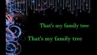 RAMZ _THAT'S MY FAMILY TREE [ LYRIC VIDEO ]