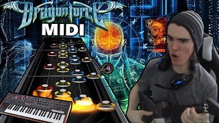 MIDI DRAGONFORCE ~ 100% FC!!!!!