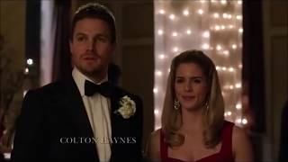 Olicity | i think im in love again | Oliver and Felicity season 1-4