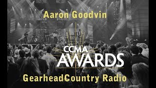 Interview with Aaron Goodvin ccmas
