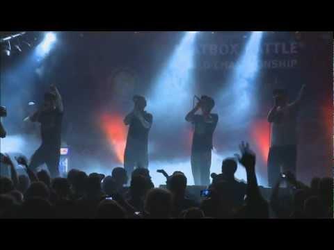 RAASHAN AHMAD, WATCHA CLAN, UNDER KONTROL, T.O.X (Concert le 10 Novembre 2012)
