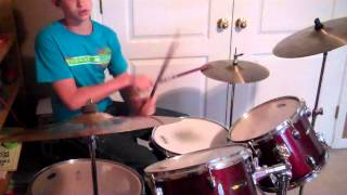 Apocalyptica- Not Strong Enough (Drum Cover) By Jordan Kirk