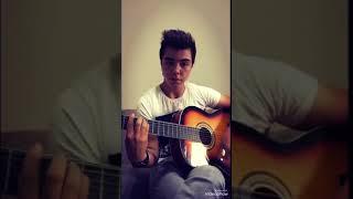 Ebru Gündeş-Gönlümün efendisi   Gitar cover