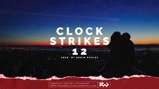 """Clock Strikes 12"" - Smooth R&B instrumental 2018 - R&B Beats 2018"