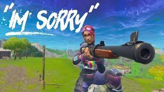 "Fortnite Minitage - ""I'm Sorry"""