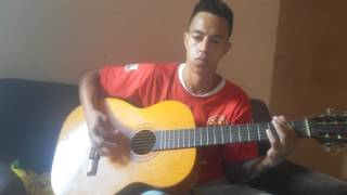 Coração tá gelado mc th cover no violão mc menor da vs