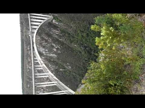 Highest bungy in the world   Bloukrans South Africa