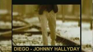 Diego - Johnny Hallyday, by Stanislas