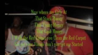Nicki Minaj-Grinding Makin´ Money(Clean Verse)-Lyrics Video