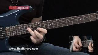 Overkill - Learn To Play Motorhead - 1st Solo Performance With Andy James Licklibrary