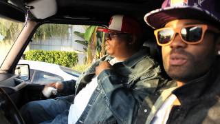 "E-40 ""They Point"" Behind The Scenes"