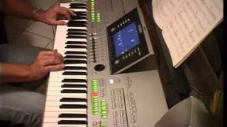 Samba Pa Ti (Santana) auf Yamaha Tyros
