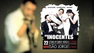 22 Novembro: Punchliner + Os Inocentes
