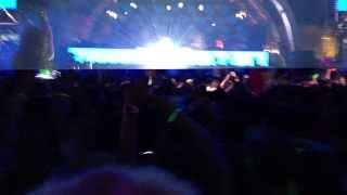 "Sander van Doorn playing ""Tsunami"" live @ Nature One 2013"