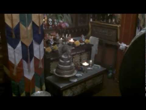 Tempel Ceremonie Kathmandu