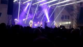 Apocalyptica - Not Strong Enough Live 8.10.2015 Kraków
