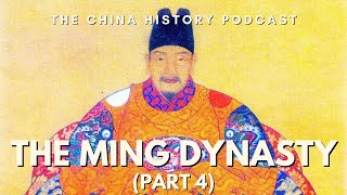 The Ming Dynasty Part 4 - The China History Podcast, presented by Laszlo Montgomery width=