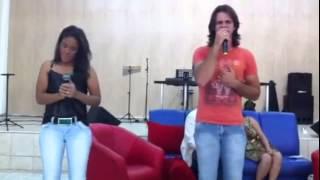 Alan e Lidia (Chris Duran e Nivea Soares)