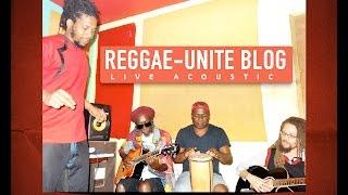Ratigan: Reggae-Unite Blog Live Acoustic Session # 06 (Aout-2015).