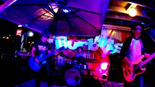 Sentimento - De Do Do Do, De Da Da Da (cover) - Burby's Grill, Taguig City (2015 June)