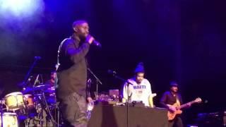 De La Soul live in London Roundhouse 10.3.2017