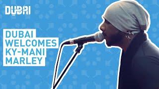 Ky-Mani Marley in Dubai