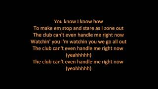 Flo Rida - Club Can't Handle Me (feat. David Guetta) (ON SCREEN LYRICS)