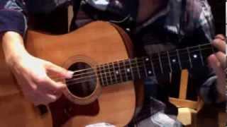 Kim Churchill - Truest Intentions guitar riff
