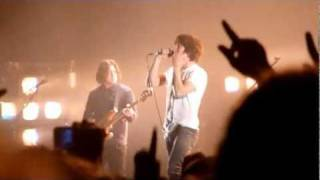 Arctic Monkeys - Pretty Visitors (snippet) [Live at Don Valley Bowl, Sheffield - 10 June 2011]
