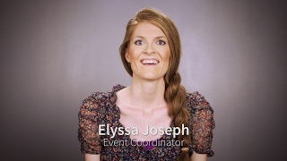 "A ""Love Week"" Message from Elyssa Joseph"