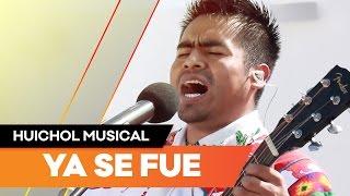 Huichol Musical [ACCESS] - Ya Se Fue