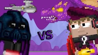 Growtopia PVP#11 - DARTH VADER ft. Zerkon