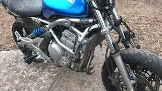 2007 Kawasaki ninja 650R parts for sale