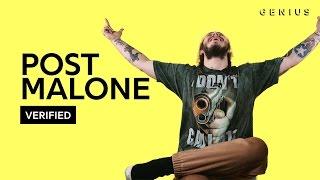 "Post Malone ""Deja Vu"" Official Lyrics & Meaning | Verified"