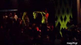 DJ Ice & Miss JO Live at Blance Club Lamia 1